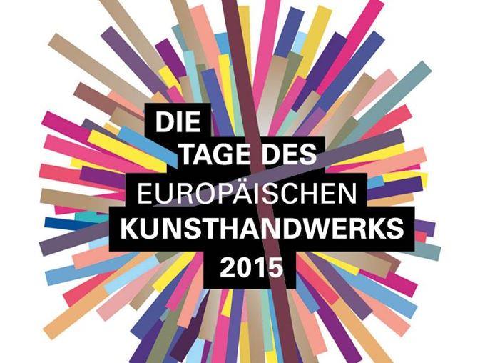 27./28.03.2015 Europäische Tage des Kunsthandwerks