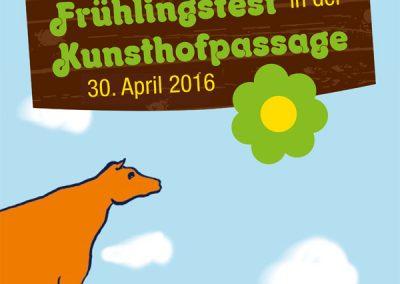 30.04.2016 Frühlingsfest im Kunsthof