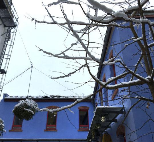 Winter in der Kunsthofpassage – z.Z. keine Termine