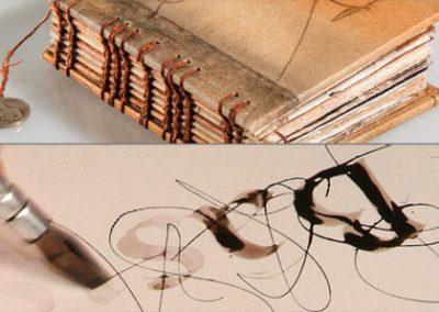 Kursangebote für 2017: Buch-und Schriftkunst