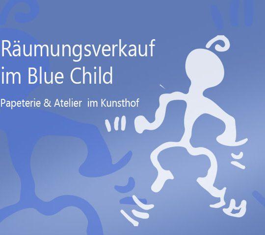 Räumungsverkauf und Abschied im Blue Child