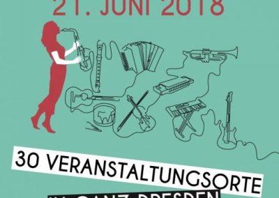 Fête de la Musique im Kunsthof am 21.06.2018