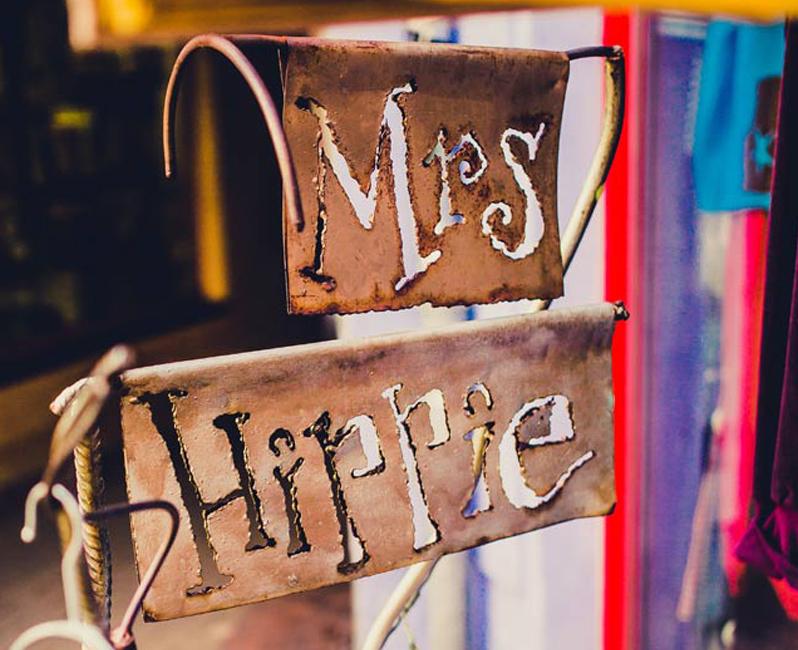 Mrs. Hippie