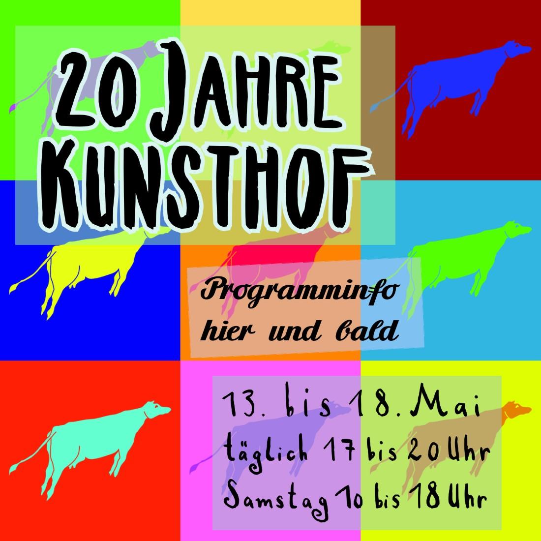 20 Jahre Kunsthof