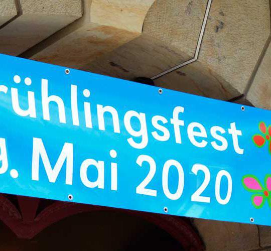 Frühlingsfest im Kunsthof wird verschoben